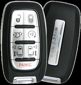 keyless entry car key